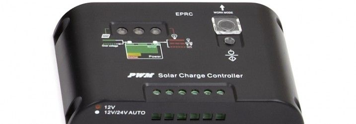 A guide on how to fit a Solar Panel Charge Controller to your solar PV panel.