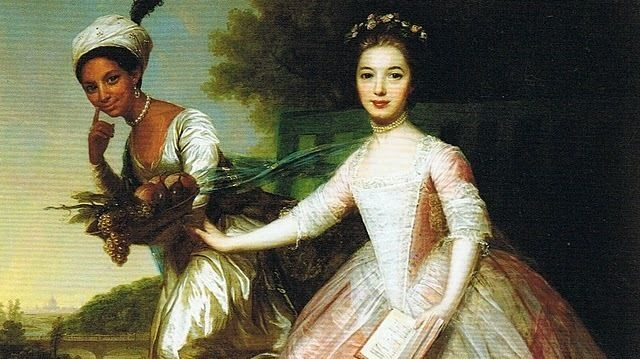 Director Amma Asante's new film is based on the real-life story of a biracial woman who grew up in an aristocratic English family — a story that was immortalized in a painting by Johann Zoffany.