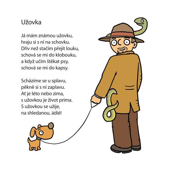 Jiří Žáček: Užovka