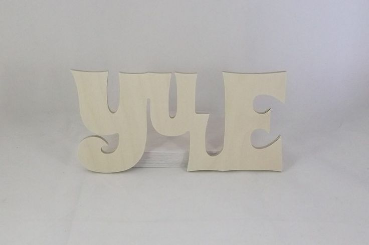 Yule Freestanding Graffiti Word Cut on 6mm Plywood, our Yule Freestanding Graffiti Word are then checked and sanded by hand. Shapes Sold Individually. Made from: Plywood Dimensions (approx.) Height (cm): 10 Width (cm): 20 Depth (cm): 0.6 Production Method: CNC Router. Weight (Kg): 0.053 Great for making any craft project pop with 3D shapes, paint …