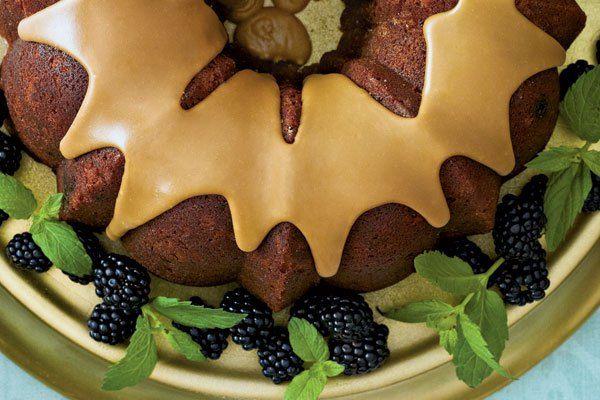 Tennessee Jam Cake