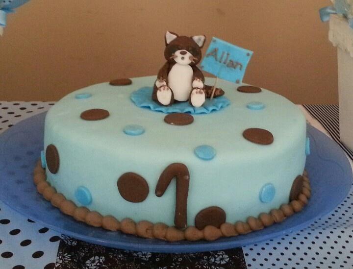 Texugo's cake