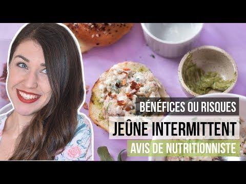 Jeûne intermittent : diète, perte de poids & santé - AVIS..