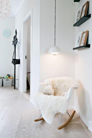 Eames, eames, eames, I love you ! Chaise Eames
