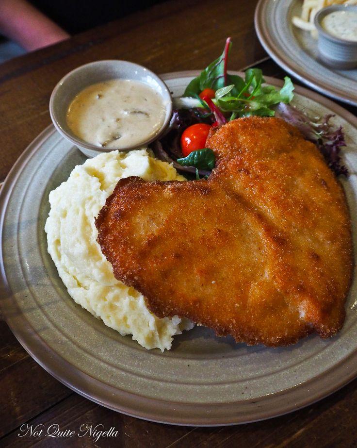 Sydney's Best Schnitzel @ Tommy's Beer Cafe, Glebe.