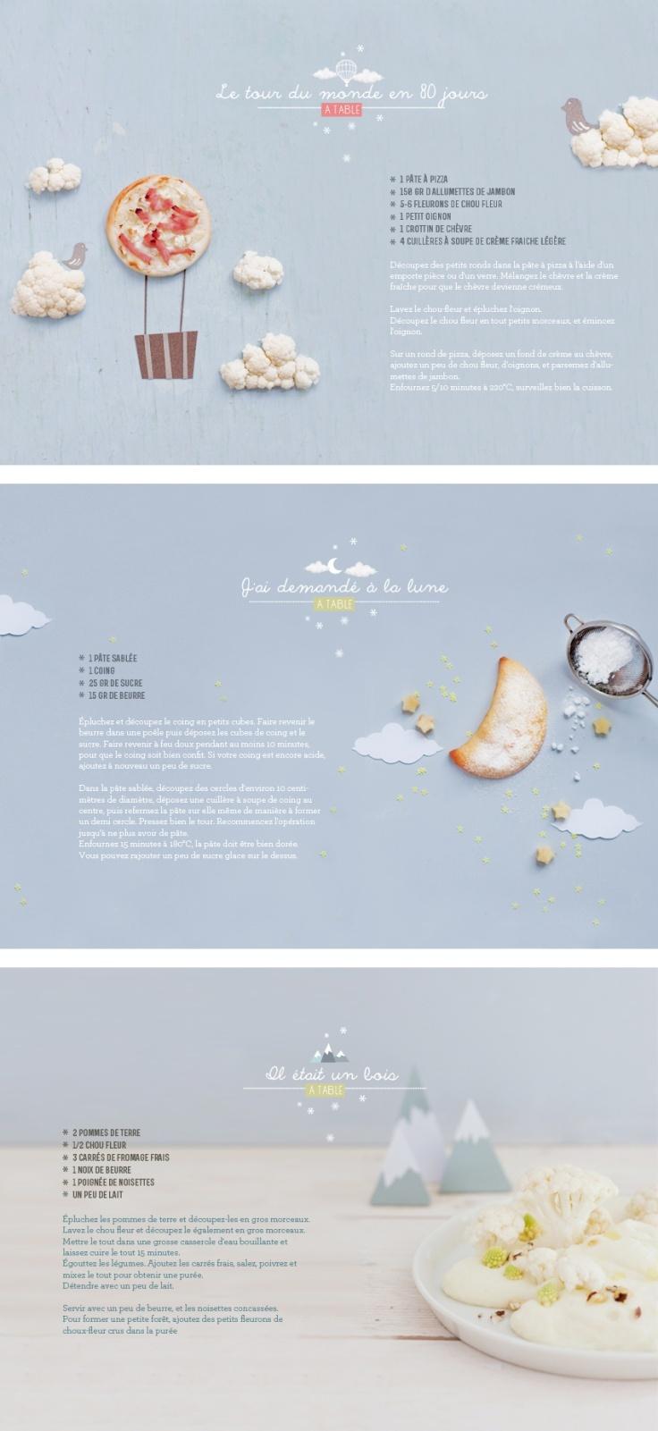 Histoires gourmandes pour enfants sages   Cool Printed Brochure Des...