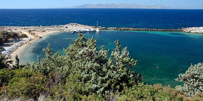 Пляж Лимнионас