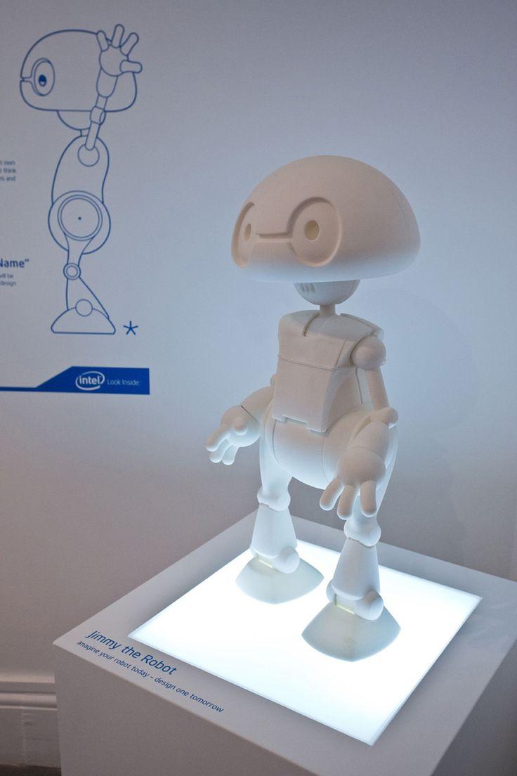 インテルの歩行ロボットは、3Dプリントで自作できるオープンな「キット」 « WIRED.jp
