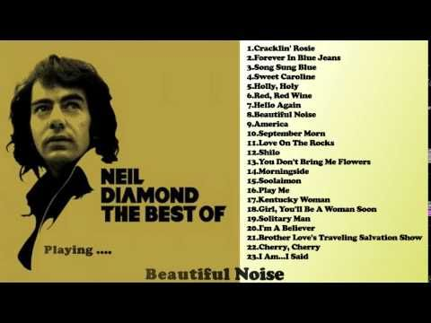 """Neil Diamond """"Longfellow Serenade"""" (1974) Charted at #5 in the US"""