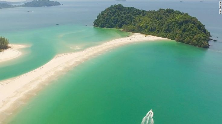 Myanmar's Mergui Archipelago: Sailing through one of Earth's last paradises. Most journeys include day excursions to pristine beaches and hidden lagoons. Guests can also cruise through islands on a dinghy, providing travelers a true feeling of adventure.