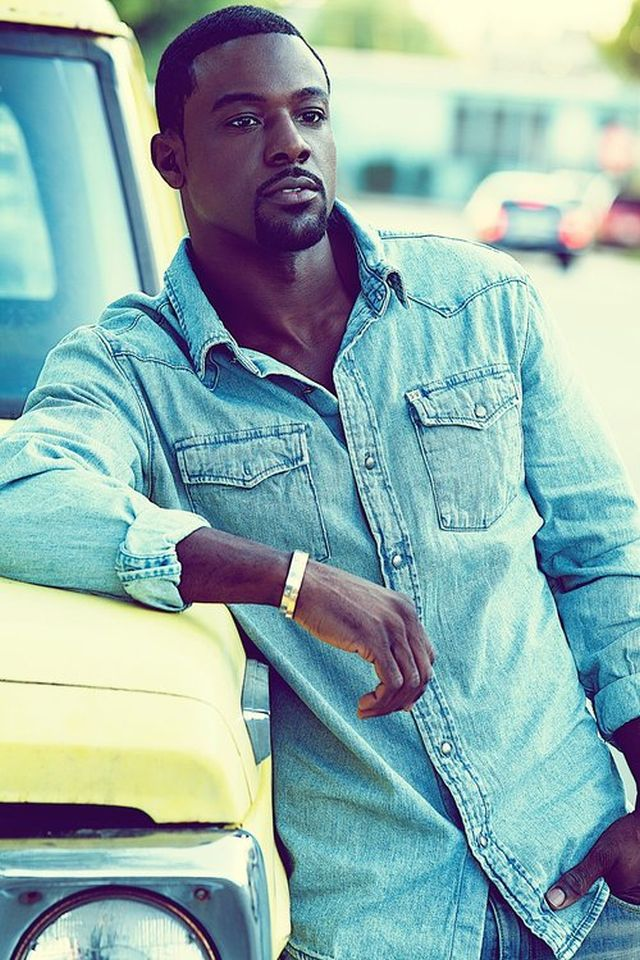 Byron James, played by Lance Gross