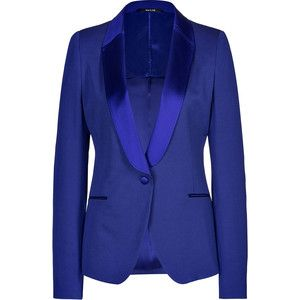 Maison Martin Margiela - Wool Blend Tuxedo Jacket