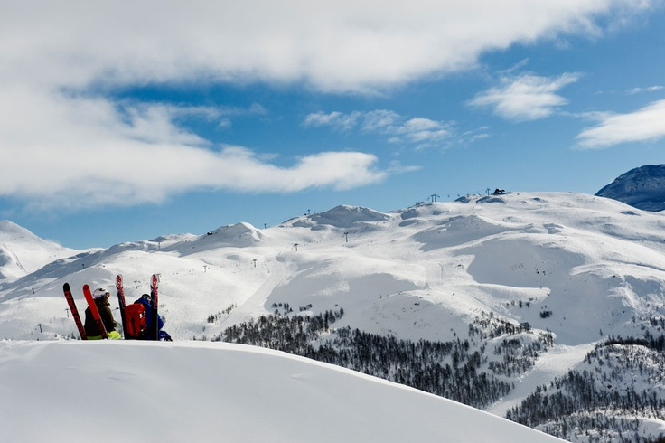 Ski holiday in Hemsedal, Norway.   Foto by Skistar/Kristoffer Andersson.