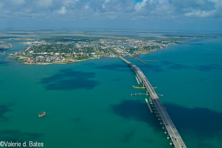 Laguna madre bay the laguna madre bay is the largest for Bay fishing spi