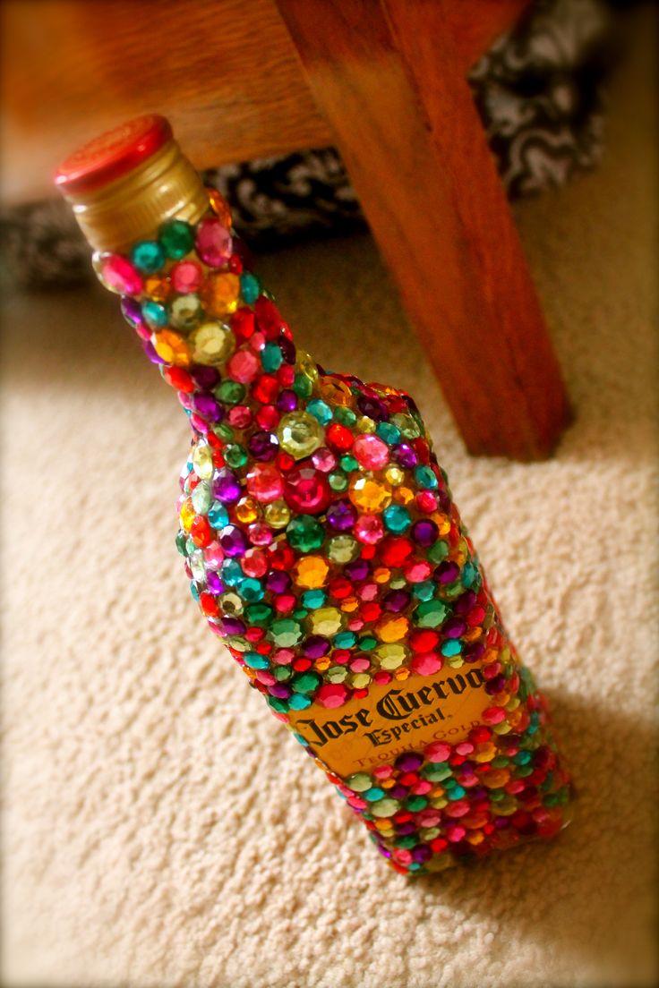 tequila bottle! great 21st birthday present. someone make it for meeeeeee :D @Jordan Bromley Brannon @Robin S. Zavacky