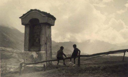 A picture by italian poetess Antonia Pozzi