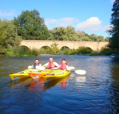 We are an award winning family run business offering canoe and kayak rental on the beautiful River Great Ouse. We have a riverside woodland campsite and provide low ropes, archery and bushcraft for corporate team building events, family adventures and groups