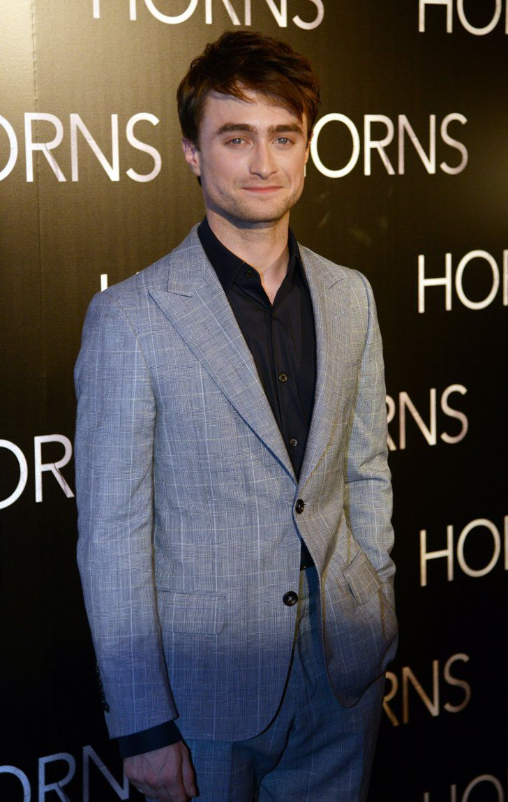 Pin for Later: 10 Famous Guys Who Are Man Enough to Support Women's Rights Daniel Radcliffe