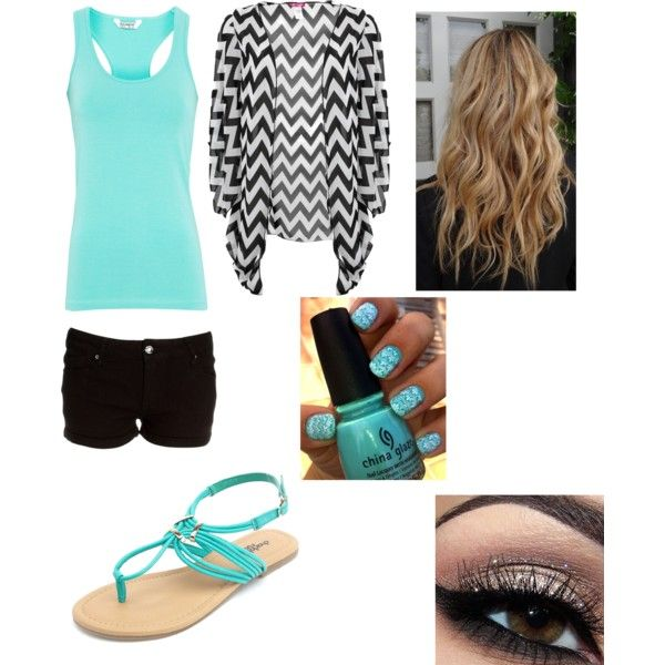 """Another cute outfit for summer [:"" by ayeeitsfaith on Polyvore http://www.polyvore.com/another_cute_outfit_for_summer/set?id=115118752"