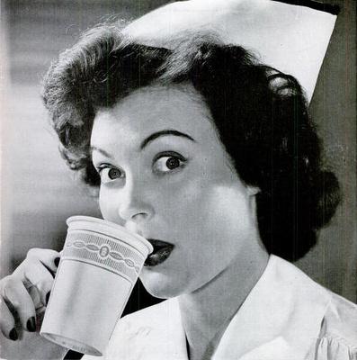 """Dixie Cups!"": Aid Dixie Cups, Male Nurses, Coffee Getting Nurses, Things Nursing, Nursing Schools, Vintage Nursing, Nurses Rock, Vintage Nurses"