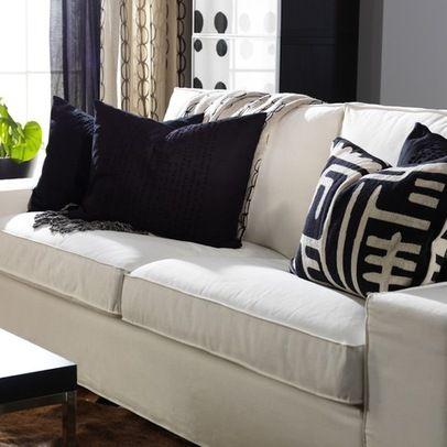 Ikea Living Room On 912 Kivik Design Photos