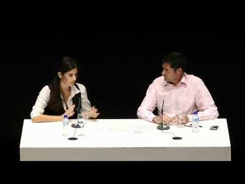Charlando con Soledad Villamil.