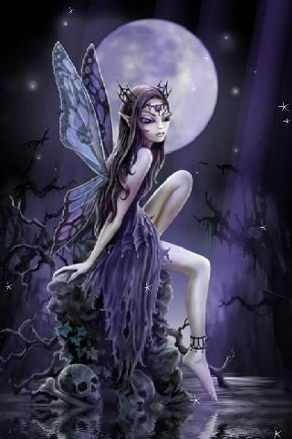 Gothic Fairy elf