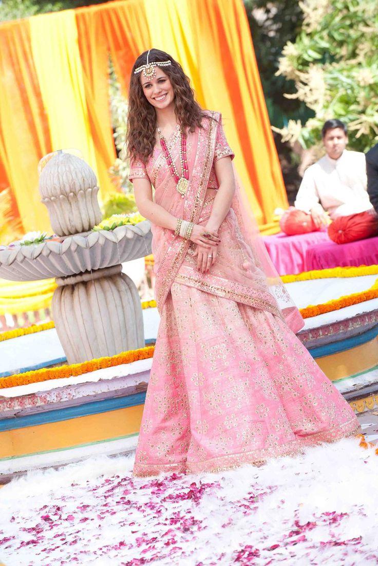 Lucie Lucas dans coup de foudre à Jaïpur