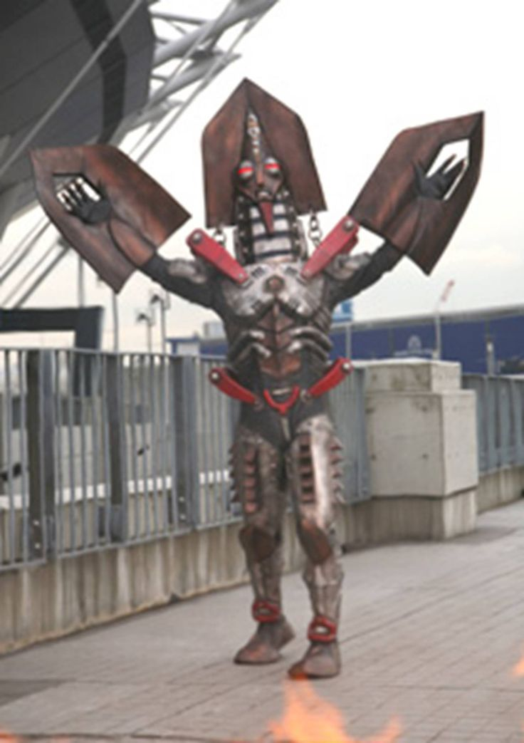 I searched for power rangers rpm subterranean plutonic gopher bot images on Bing and found this from http://powerrangers.wikia.com/wiki/Subterranean_Plutonic_Gopher_Bot