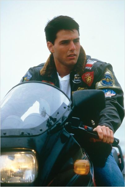 tom cruise ases indomáveis | Top Gun - Ases Indomáveis : Foto