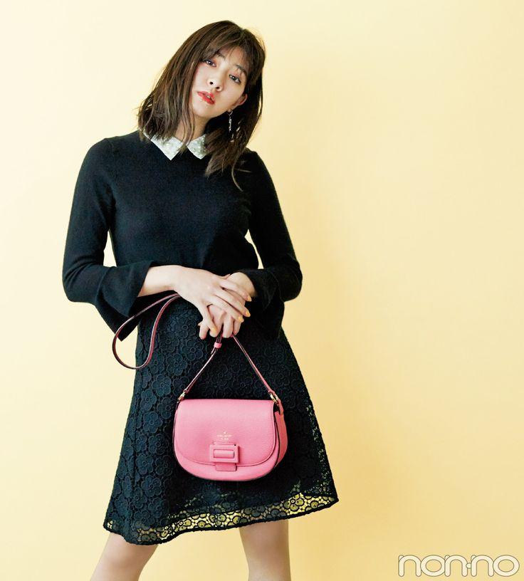 ケイトスペードの春新作バッグ、買うならコレ! 使えるA4トート&高見えショルダー|non-no Web|ときめくおしゃれを毎日GET!