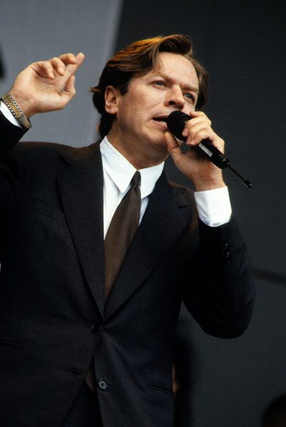 Robert Palmer's 'Addicted To Love'