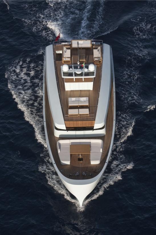 Ace Wally bateau de luxe - Yacht