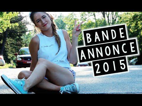 BANDE ANNONCE 2015 | EMMA VERDE - YouTube