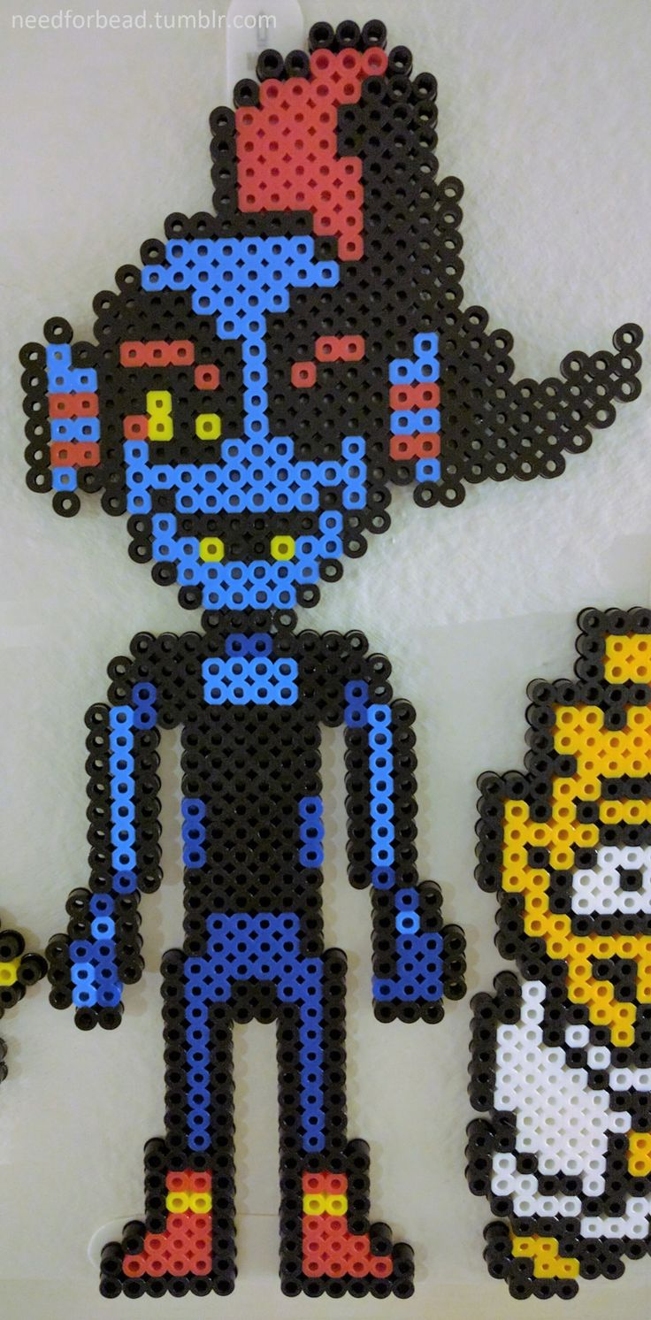 15 best undertale perler bead sprites images on pinterest