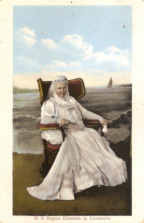 Regina Elisabeta la Constanta