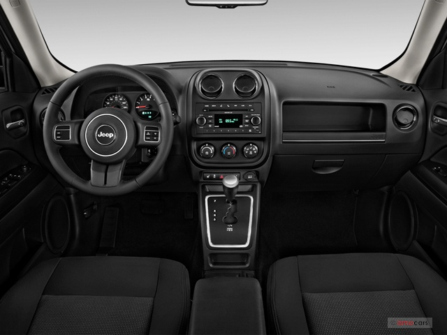 Jeep Patriot Interior- next car :)