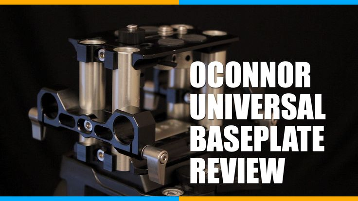 OConnor Universal Baseplate Review: The Best Baseplate in the World? http://wolfcrow.com/blog/oconnor-universal-baseplate-review-the-best-baseplate-in-the-world/