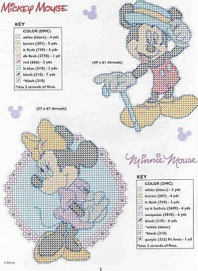 842 Best Images About Mickey Amp Friends Plastic Canvas On