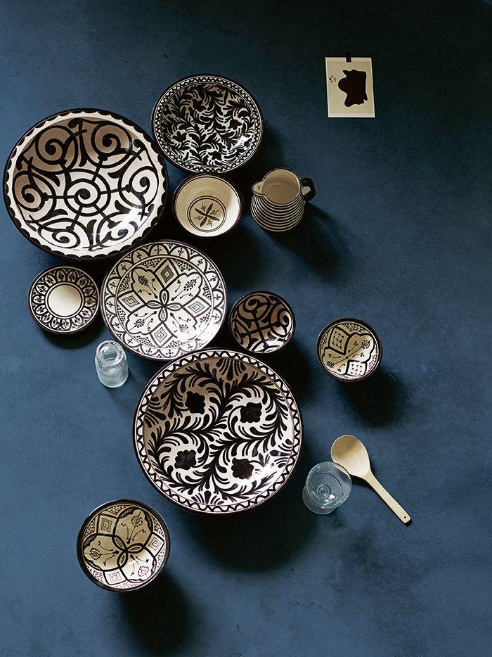 cermics + patterns | Tine K Home
