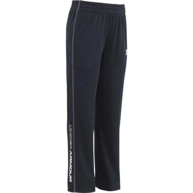 Under Armour Little Boys' Brute Pants, Size: 3T, Black