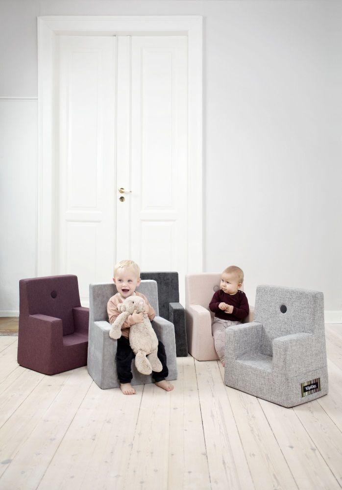 Barnestol by KlipKlap | Møbler ideer, Børnemøbler, Møbel