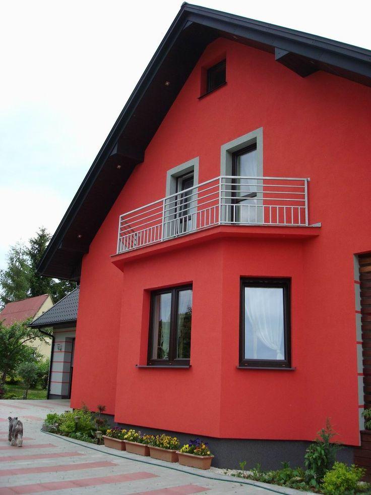 Realizacja projektu Przestronny #dom #budowa #projekt