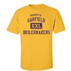 Garfield High School - Garfield, NJ   Men's T-Shirts Start at $21.97