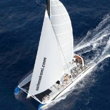 DAY THREE: Makani Catamaran Sail- Travel the open waters of the Pacific in style during this luxurious two-hour cruise. You'll be amazed at how easily this catamaran slices through waves while still offering an ultra-comfortable ride on this afternoon sail.