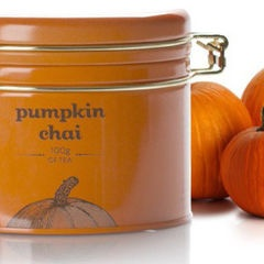 Pumpkin Chai from David's Tea