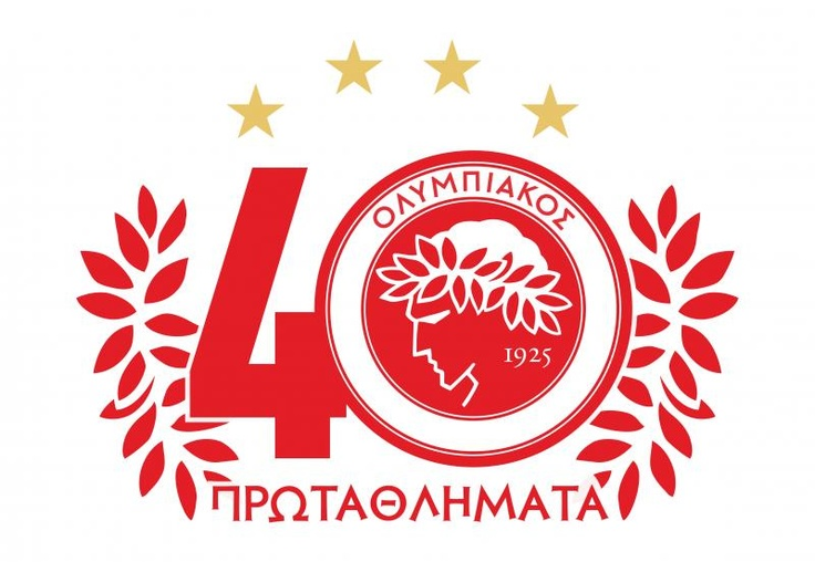 "Olympiakos will celebrate in 2 weeks the conquest of its 40th National Championship at football Greek Super League!This photo is dedicated to all the Olympiakos fans but also to the fans of the other teams who try to compare themselves with ""Thrylos""."