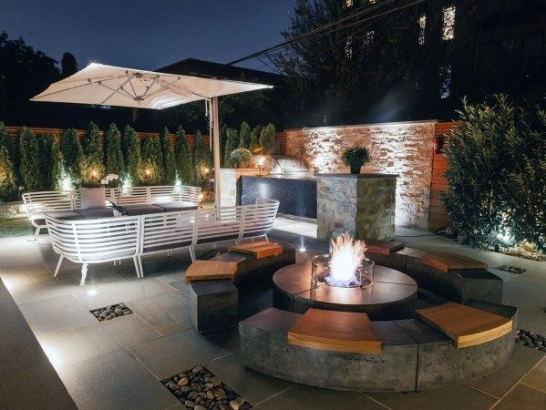 Top 70 Best Modern Patio Ideas Contemporary Outdoor Designs Modern