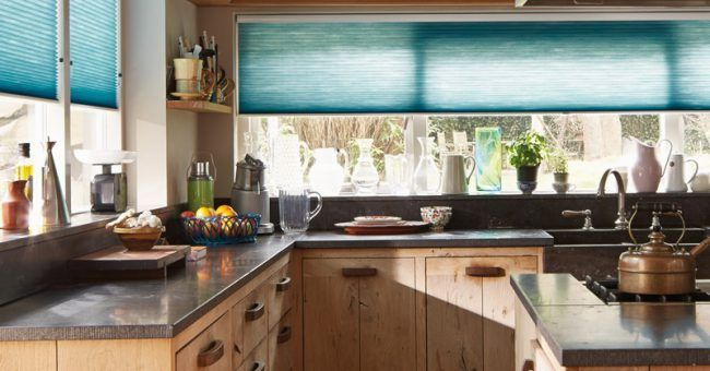 Kitchen blind ideas. Essential advice for choosing your kitchen blinds. Visit…
