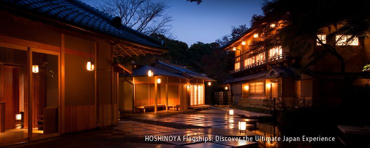 HOSHINOYA Flagships: Discover the Ultimate Japan Experience